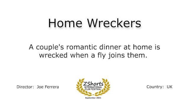 Home Wreckers Intro 2109