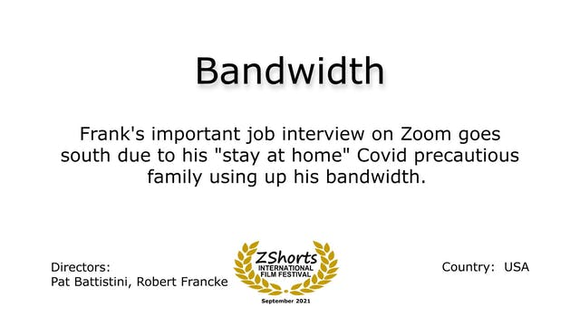 Bandwidth Intro 2109