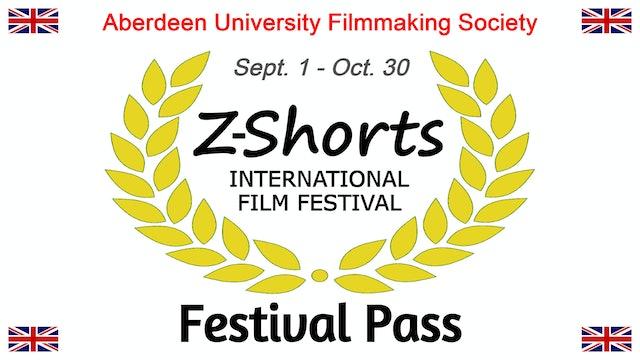 Aberdeen Univ. Filmmaking Society - Festival Pass