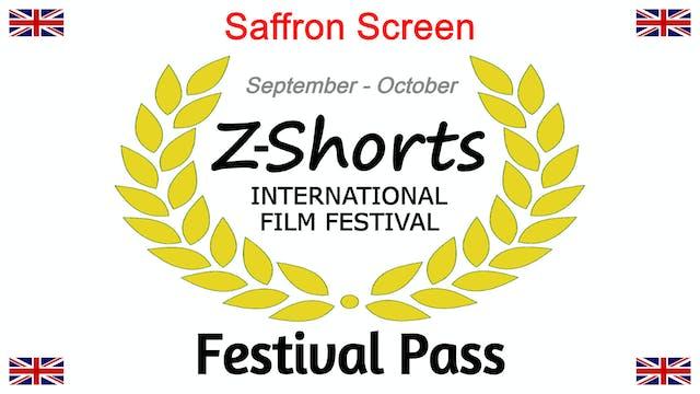 Saffron Screen - Festival Pass
