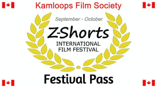 Kamloops Film Society - Festival Pass