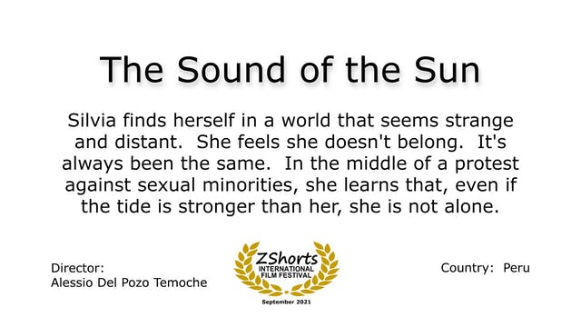 The Sound of the Sun Intro 2109