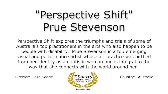 Perspective Shift Intro 2109