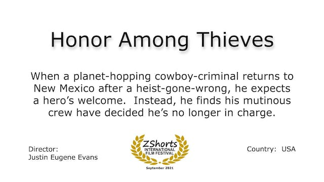 Honor Among Thieves Intro 2109