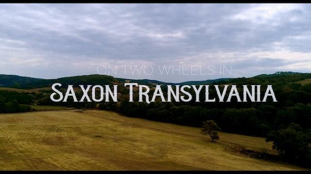 On Two Wheels in Saxon Transylvania video
