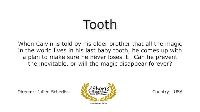 Tooth Intro 2109
