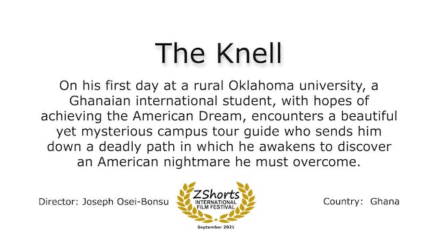 The Knell Intro 2109