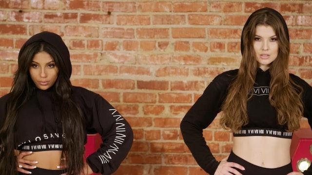"NEW EPISODE: A Taste Of Dance ""Taste of Heels with Candice Craig"""