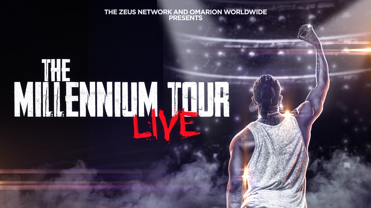 The Millennium Tour Live!