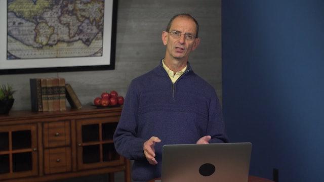 Galatians, A Video Study - Session 21 - Galatians 5:7-12