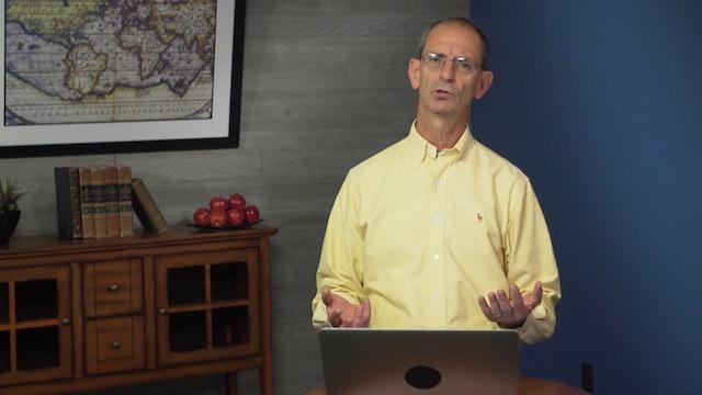 Galatians, A Video Study - Session 8 - Galatians 2:11-14