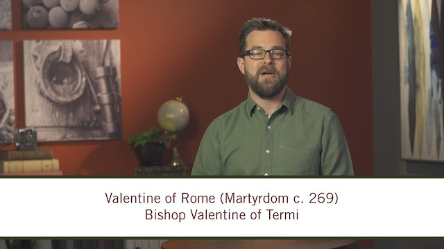 Christian History - Session 3 - Martyrs and Heretics: 200-300