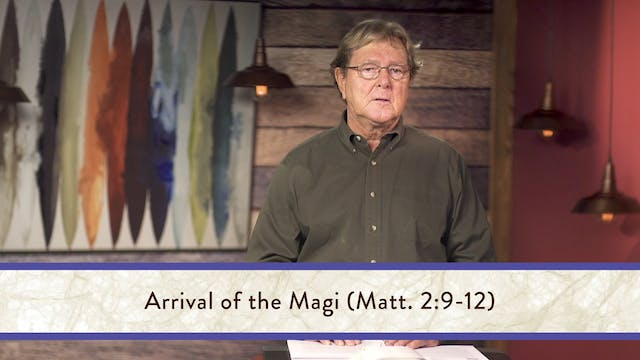 Matthew - Session 4 - Matthew 2:1-12