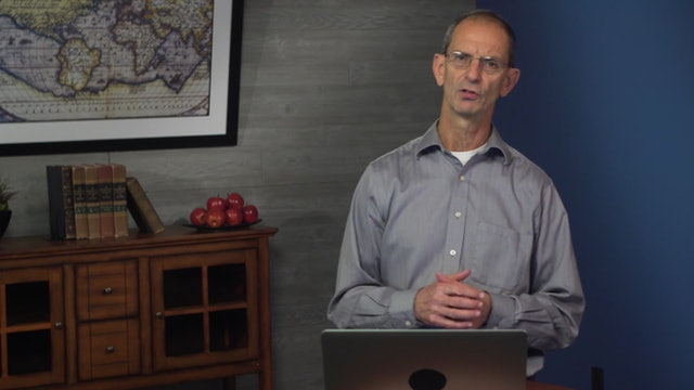 Galatians, A Video Study - Session 11 - Galatians 3:6-9
