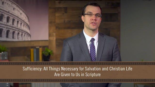 God's Word Alone - Session 19 - God's...