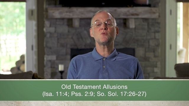 Revelation, A Video Study - Session 19 - Revelation 19