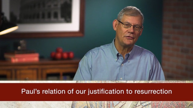 Romans, A Video Study - Session 15 - Romans 4:23-25
