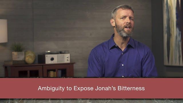Jonah - Session 6 - Jonah 3:3c-10