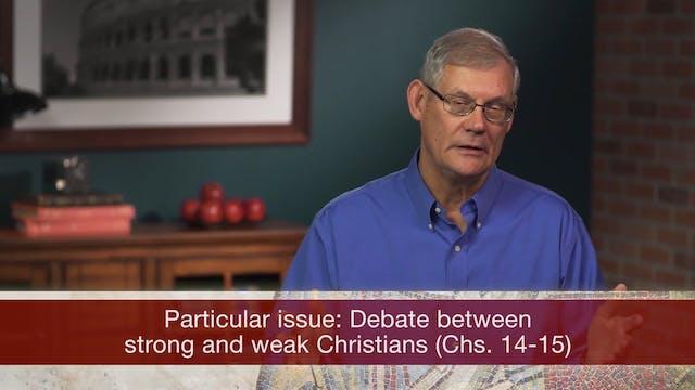 Romans, A Video Study - Session 42 - ...