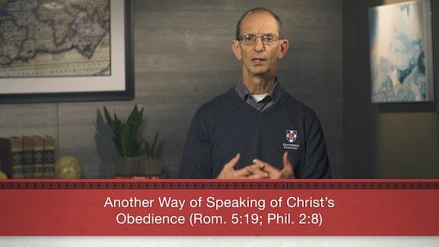Faith Alone - Session 10 - Faith in Jesus Christ
