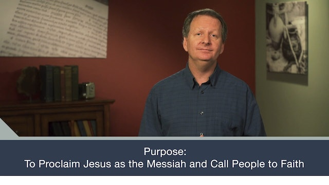 How to Read the Bible for All Its Worth - Session 7 - Gospels: Many Dimensions