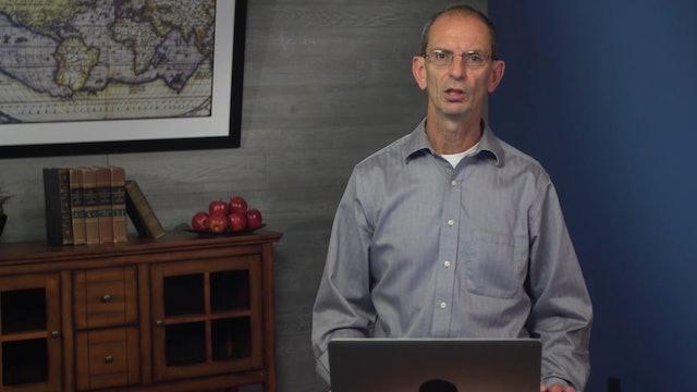 Galatians, A Video Study - Session 12 - Galatians 3:10-14