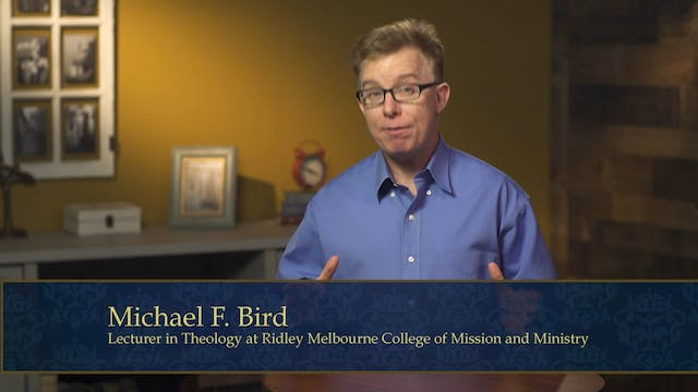 Evangelical Theology - Session 4.7 - ...