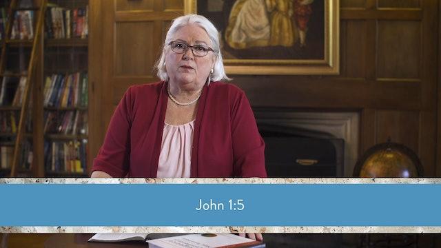 1, 2, and 3 John - Session 6 - 1 John 2:7-11