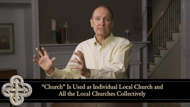 The Global Church - Introduction