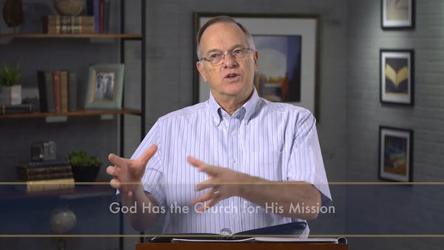 The Mission of God's People - Session...
