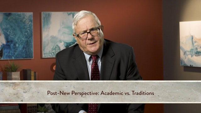 Four Views on the Apostle Paul - Session 3.2 - Luke Timothy Johnson Response