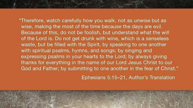 Ephesians (ZECNT) - Session 14 - Ephe...