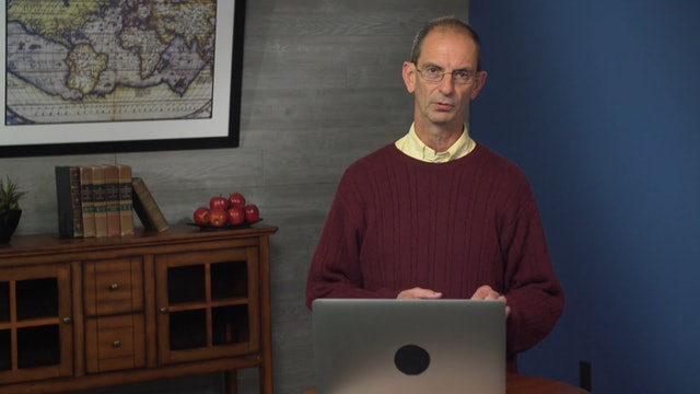 Galatians, A Video Study - Session 7 - Galatians 2:6-10