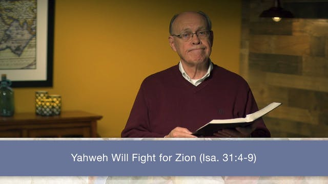 Isaiah, A Video Study - Session 35 - ...