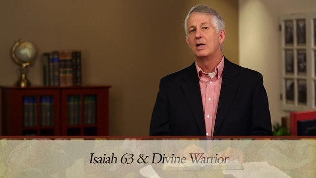 The Message of the Prophets - Session 9 - Isaiah 56 – 66