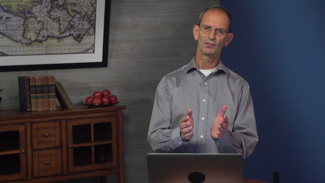 Galatians, A Video Study - Session 10 - Galatians 3:1-5