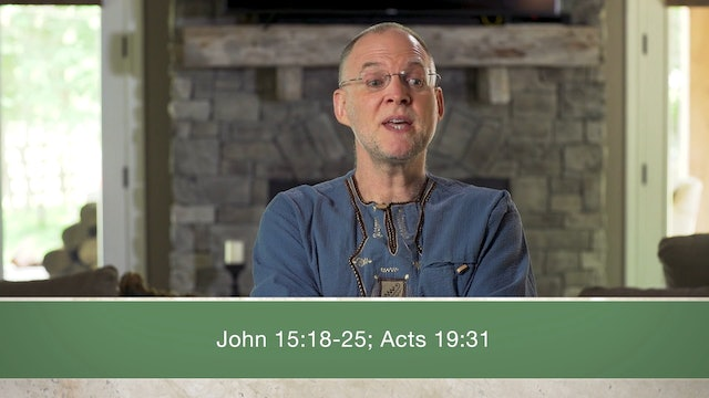 Revelation, A Video Study - Session 15 - Revelation 15