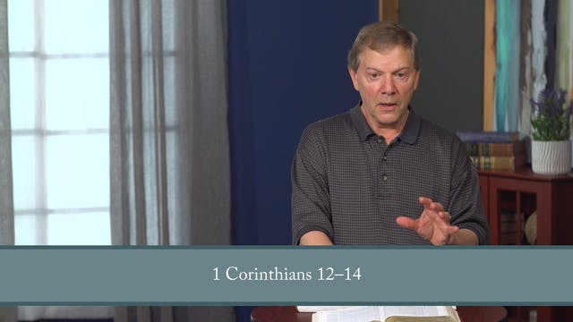 Conformed to His Image - Session 26 -...