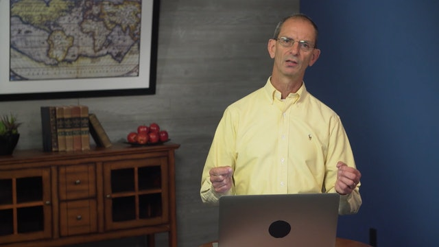 Galatians, A Video Study - Session 19 - Galatians 4:21-5:1