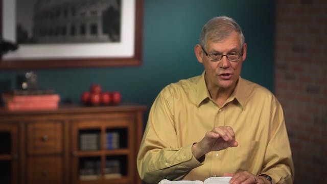 Romans, A Video Study - Session 26 - ...