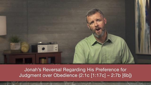 Jonah - Session 4 - Jonah  2:1c-11b