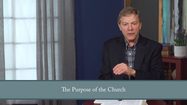 Conformed to His Image - Session 36- ...