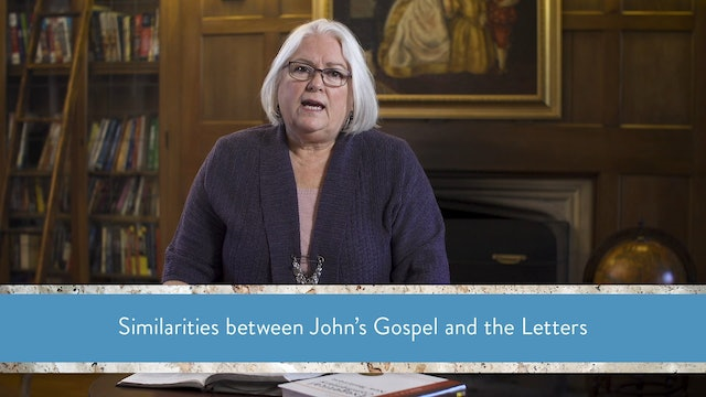 1, 2, and 3 John - Session 1 - Introduction to John's Letters