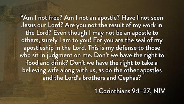 1 Corinthians - Session 18 - 1 Corint...