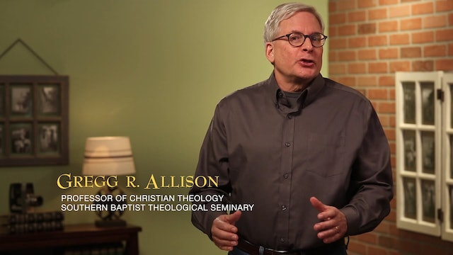 Historical Theology - Session 8: The Interpretation of Scripture
