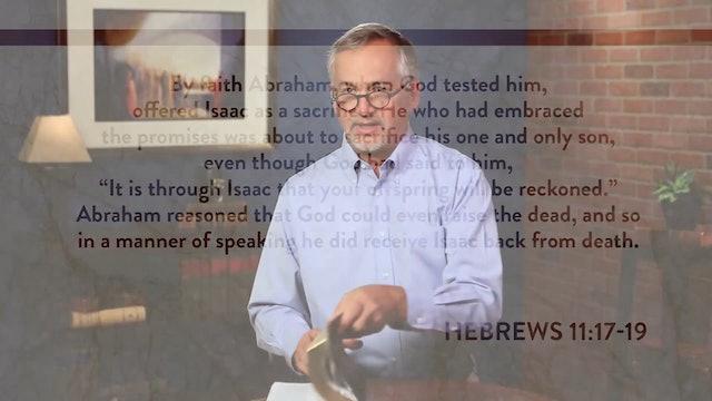Genesis, A Video Study - Session 23 - Genesis 25:1 – 11