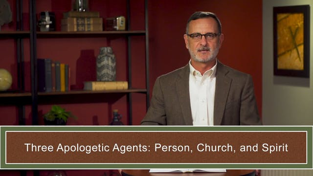 Apologetics at the Cross - Session 3 ...