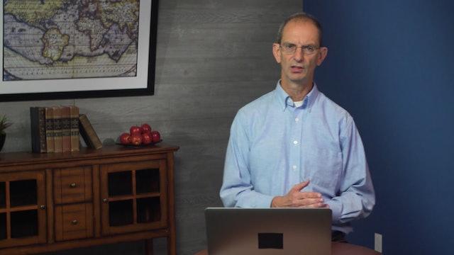 Galatians, A Video Study - Session 3 - Galatians 1:1-5