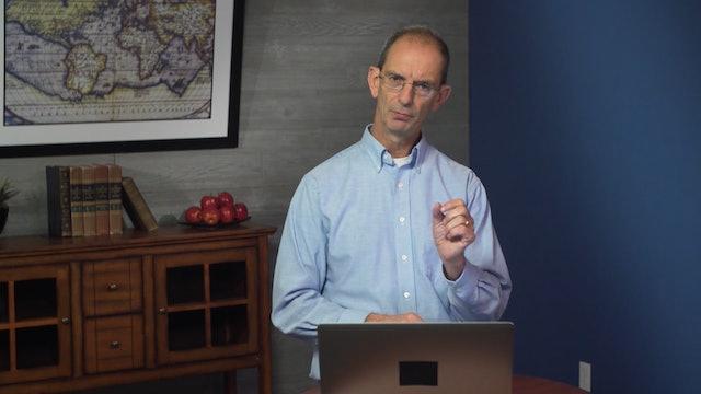 Galatians, A Video Study - Session 5 - Galatians 1:11-24