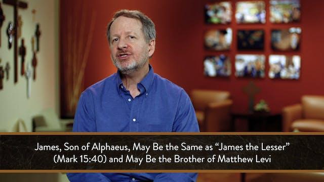 Mark - Session 15 - Mark 3:13-19